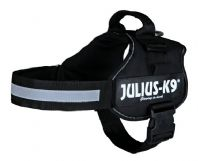 Julius K9 Power Harness Black